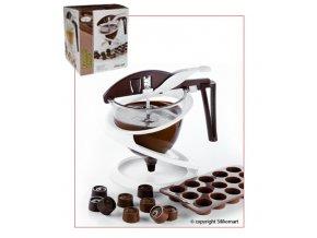 14456 davkovac cokolady s podstavcem prum 13 v 14cm