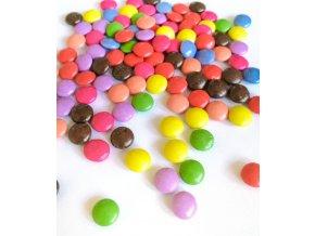 4682 dekor coloured chocolate dragee 9mm 3 kg sacek