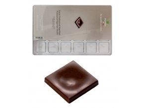 14762 forma na cokoladove neapolitanky 4g dolicky 24 tvaru forma