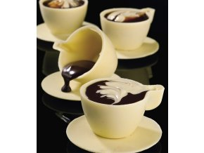 14786 forma na cokoladove podsalky 5 tvaru forma