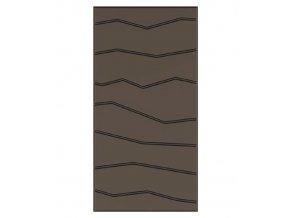 14810 forma na cokoladovou tabulku 100g obdelnik 1x3 tabulky forma