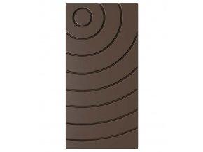14816 forma na cokoladovou tabulku 100g obdelnik 1x3 tabulky forma