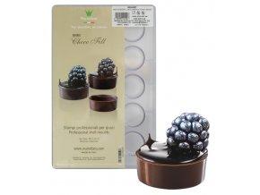 15014 forma na cokoladu kalisek 15 tvaru forma