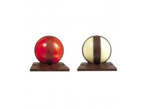 15041 forma na cokoladu vanocni koule 1 tvar 3 formy