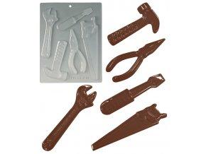 15194 forma na cokoladu pe naradi 5 tvaru forma