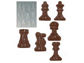 15200 forma na cokoladu pe sachy 12 tvaru forma