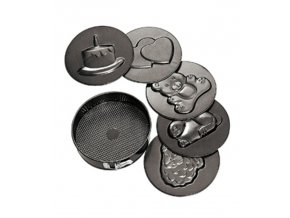 8933 forma na dort otviraci s 6ti vymennymi dny prum 26cm v 6cm