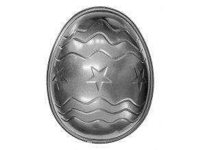 9086 forma neprilnavy povrch velikonocni vajicko 28x22 v 8cm