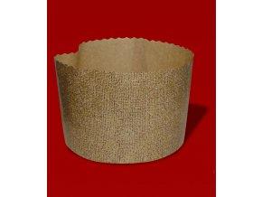 6506 forma panettone vysoky 500gr 1 papirova forma