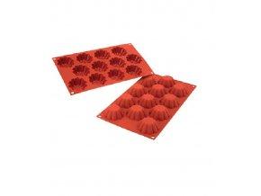 9779 forma silikonova 12ks mini briochette prum 5 8 v 2 2cm