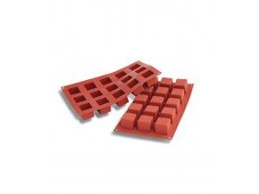 9806 forma silikonova 15ks kostka 3 5x3 5 v 3 5cm