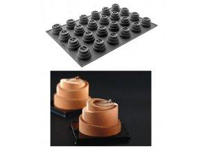 9881 forma silikonova 24ks babelle prum 6 8 v 5cm 130ml
