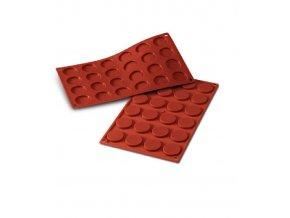 9923 forma silikonova 24ks mini florentine prum 3 5cm v 0 5cm