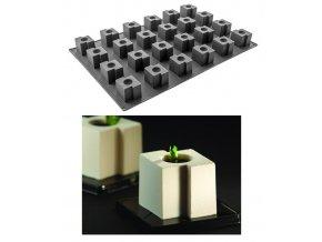 9959 forma silikonova 24ks tekno 5 8x5 v 5cm 115ml