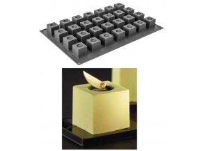 9977 forma silikonova 28ks krychle 5x5 v 5cm 115ml