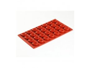 9986 forma silikonova 28ks savarin oval 3 5x2 5 v 1 4cm