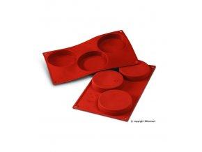10016 forma silikonova 3ks sponge disky prum 1 03cm v 2cm