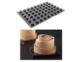 10046 forma silikonova 54ks mini babelle prum 4 v 3cm 25ml