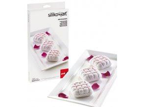 10115 forma silikonova 6ks mini eleganza 7x7 v 3cm