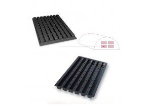10193 forma silikonova 8ks tronco 50x3 v 3cm