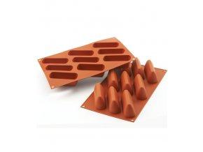 10205 forma silikonova 9ks gianduia 9 35x3 15 v 4 25cm