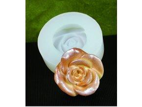10433 forma silikonova 3d ruze velka prum 5 5 v 3 2cm