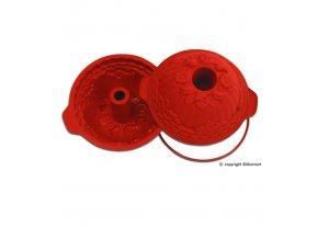10532 forma silikonova babovka kvetinac prum 22 v 10cm