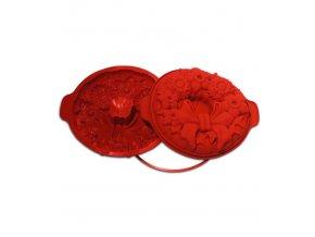 10544 forma silikonova babovka venec prum 26 v 5 5cm