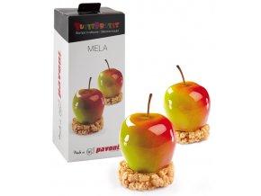 10676 forma silikonova design mela 3d jablko 20x90ml