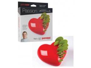 10706 forma silikonova design passion 3d srdce 960ml