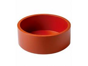 10847 forma silikonova dortova prum 18 v 7cm