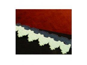 10889 forma silikonova krajkova elegance 29 2x8 7 v 0 5cm