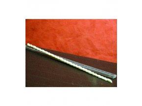 10901 forma silikonova krajkova spirala uzka 26 2x0 8 v 0 3cm