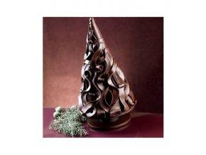 16556 forma silikonova kuzel dekor prum 23 v 16cm