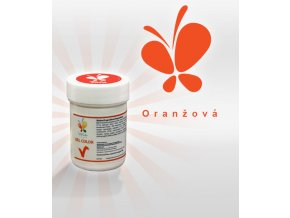 4139 gelova barva oranzova 30 g kelimek