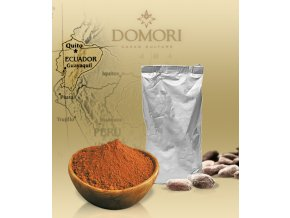 2612 kakaovy prasek domori plnotucny 22 24 1 kg sacek