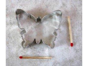 Vykrajovátko: motýl 65×50 mm