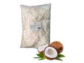 1742 kokos chips natural 1 kg sacek
