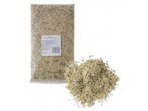 1757 konopne seminko loupane 500 g sacek