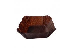 5570 kosicek papirovy ctverec 35x35 v 17 5mm hnedy 1000 ks bal