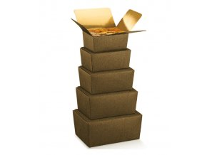 5999 krabicka ballotin 103x67 v 45mm kuze hneda 10 ks bal