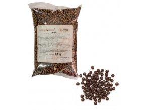 2960 krupave kulicky v cokolade prum 4mm mlecne 500 g sacek