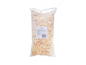 1811 mandle loupane platky lupinky 1 kg sacek