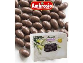 1835 mandle prazene v mlecne cokolade 1 kg krabicka