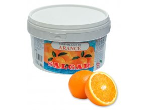 1589 marmelada extra 37 termostabilni pomeranc s kurou 3 kg kbelik