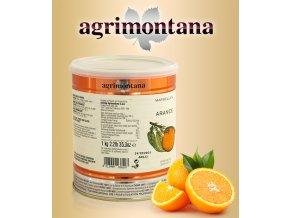 1592 marmelada extra agrimontana horke pomerance 1 kg plechovka