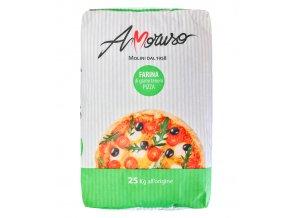 413 mouka farina 00 zesilena verde pizza chleb w260 25 kg pytel