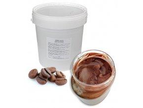 1598 napln do pralinek coffee cream kavova 13 kg kbelik 55 bal pal