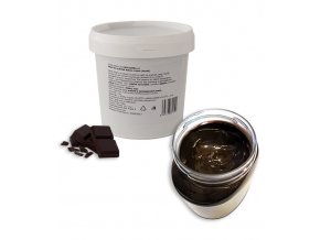 1601 napln do pralinek kakao cream tmava 1 kg kbelik