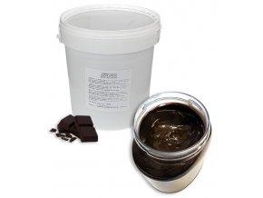 1604 napln do pralinek kakao cream tmava 13 kg kbelik